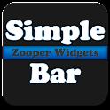 Zooper Widgets: SimpleBar