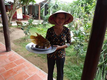 Tur Delta Mekongului: peste vietnamez