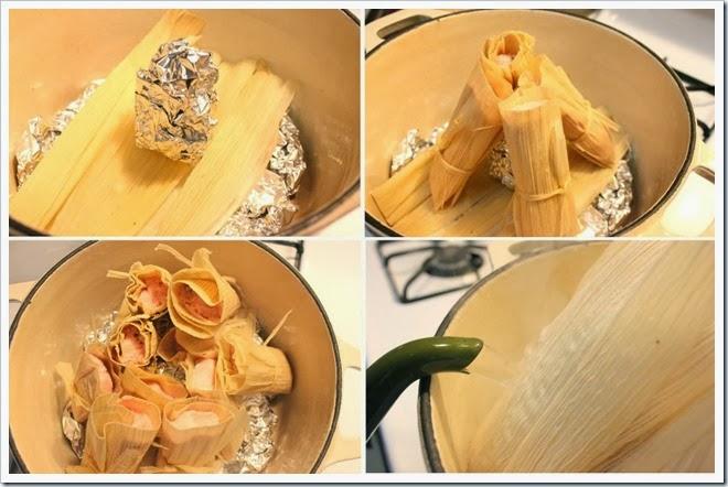 Sweet Tamales / Tamales de Dulce