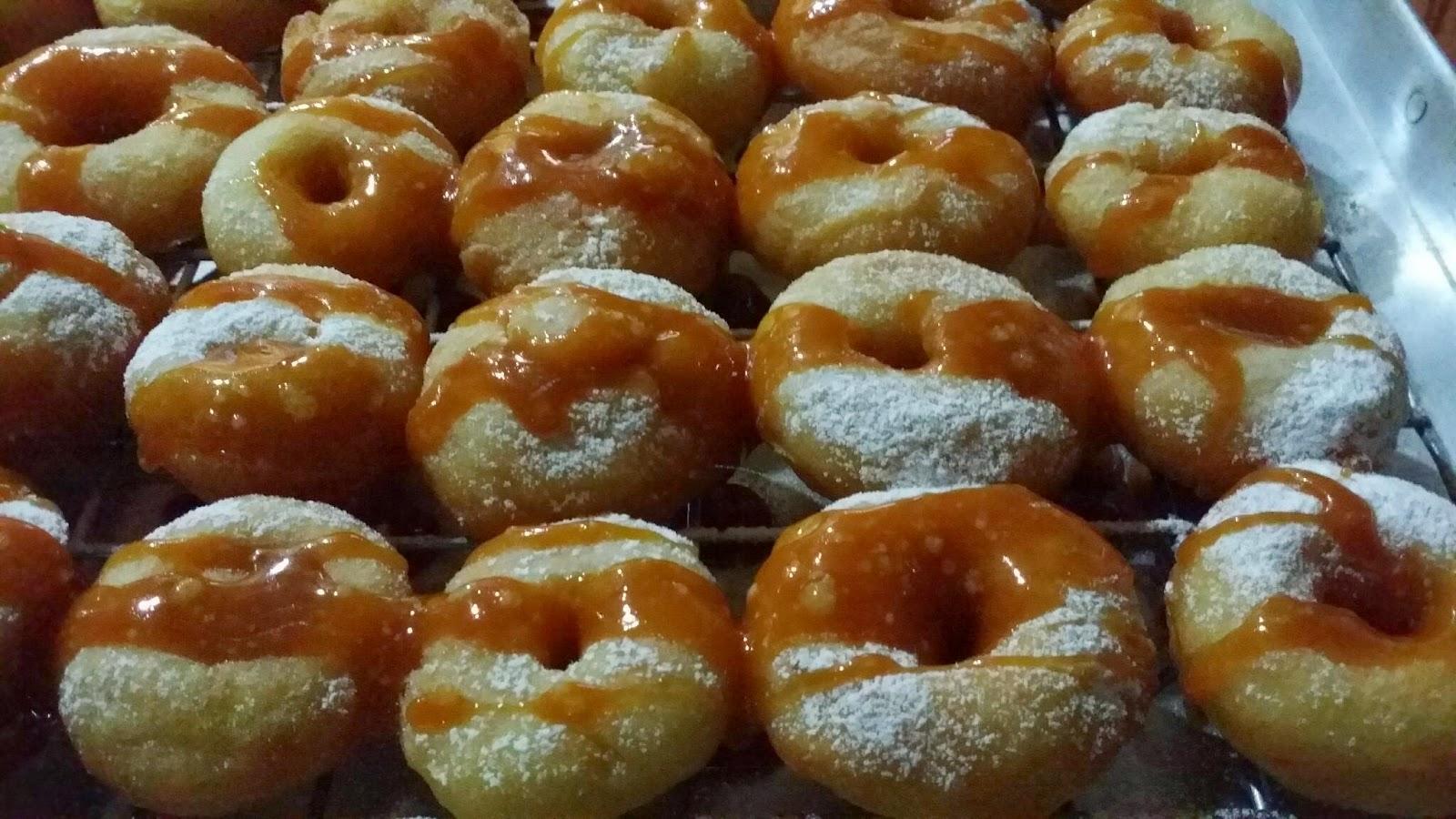 Resepi Donut Kentang Gebu Sukatan Cawan Sragen A