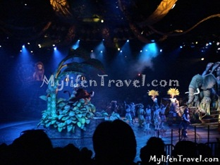 Lion King Disneyland HK 18