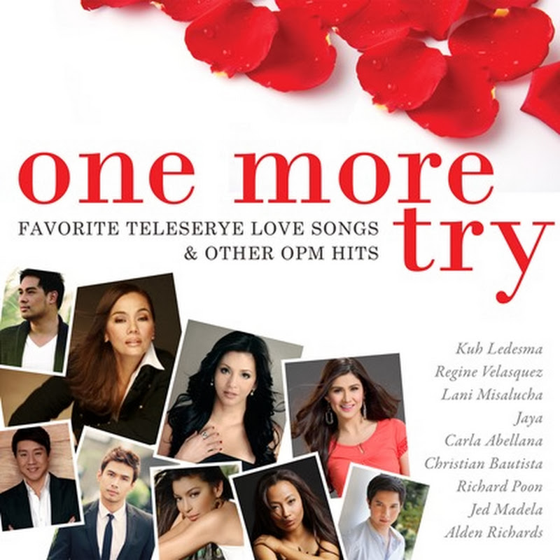 One More Try And Other Teleserye Theme Songs in Compilation Album