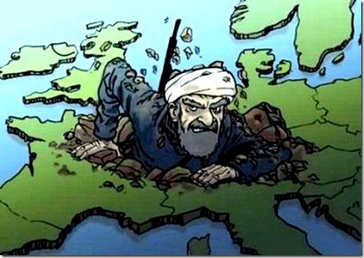 Eurabia thesis
