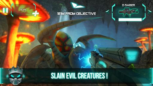 Dead Galaxy 3D - Zombie Games