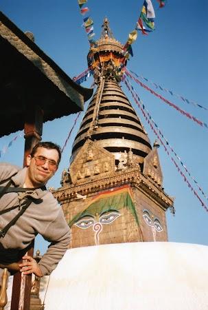 Obiective turistice Kathmandu: templul maimutelor.jpg