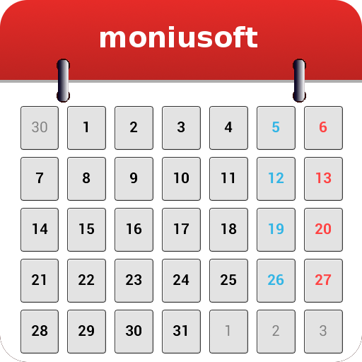 Moniusoft Calendar APK Cracked Download