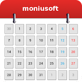 Moniusoft Calendar