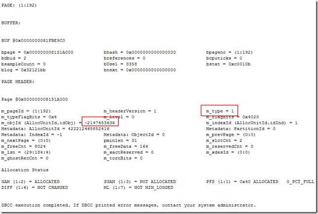 Tempdb usage: Work tables | SQL Panda