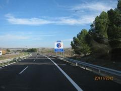 Дорога на Барселону. Приближаемся к нулевому меридиану