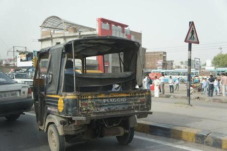 Drum spre Agra