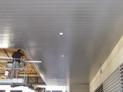 techos de aluminio carmesí