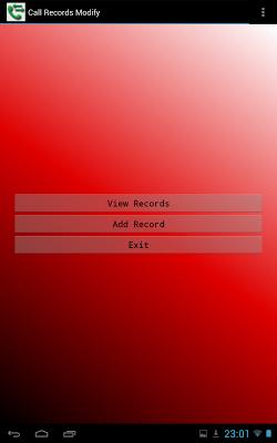 My Call Log - screenshot
