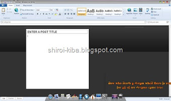 Windows Live Writer–Software Wajib Para Blogger