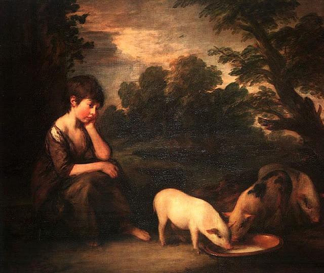 Thomas Gainsborough - 2 Girl with Pigs.jpg