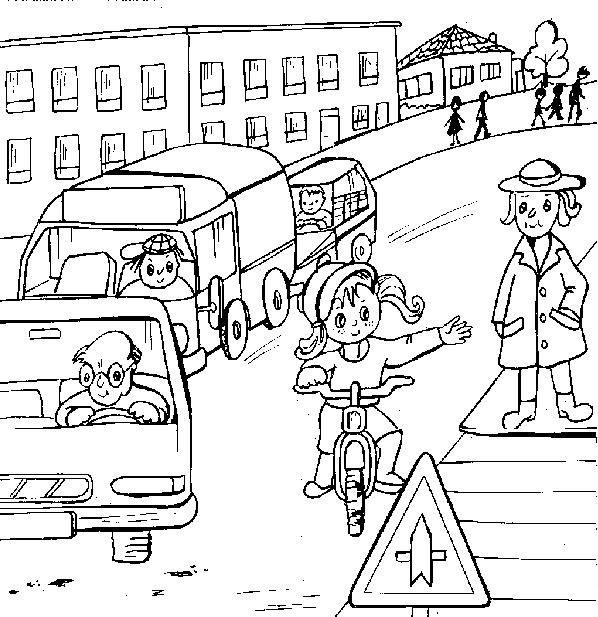 Dibujos De Paisajes De Ciudad Para Pintar