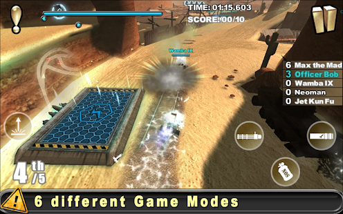 Cracking Sands Screenshot 14