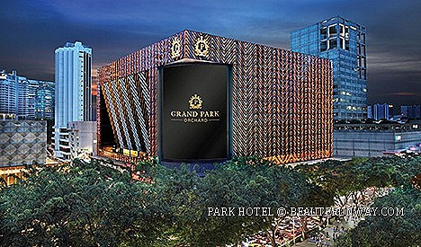 PARK HOTEL Grand Park Orchard Singapore Otaru Hotel Japan Grand Park Kunming Wuxi Xian China, Grand Park City Hall Park Hotel Clarke Quay LUNAR NEW YEAR STAYCATIONS VALENTINE'S DAY MENU