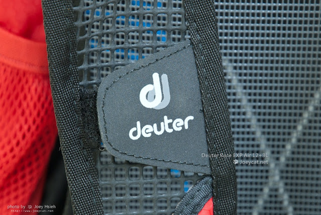 deuter race exp air 12+3L
