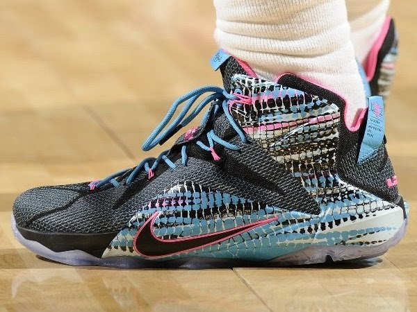 detailed look 08e7d b733c LBJ Shares DNA With JR Smith Who Rocks 822023 Chromosomes8221 LeBron  128217s ...