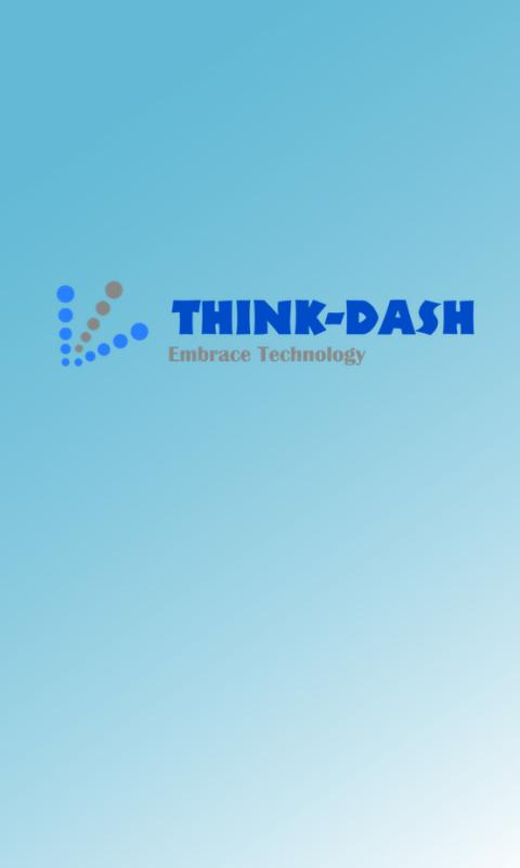 ThinkDash- screenshot