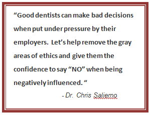 Dr. Chris Salierno pull quote