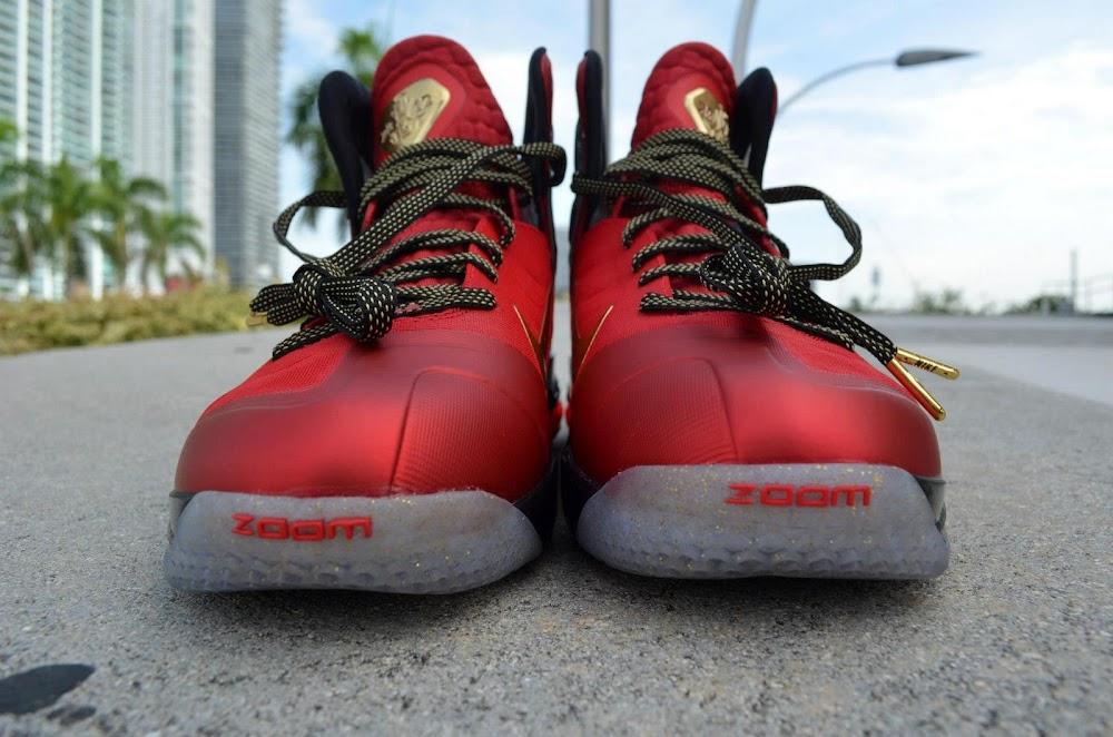 Nike LeBron 9 MVP / Championship Pack – New Photos | NIKE ...
