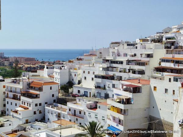 スペイン:サロブレーニャ】グラナダから1時間で行ける白い村 ...
