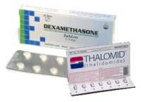 Thalidomid and Dexamethasone