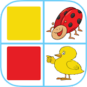 Match Colors! Kids Memory Game