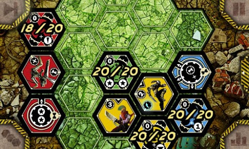 Neuroshima Hex v2.23
