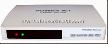 MEGABOX POWERNET P100 HD PLATINUM