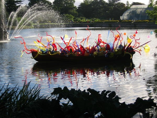 Chihuly Kew day 4