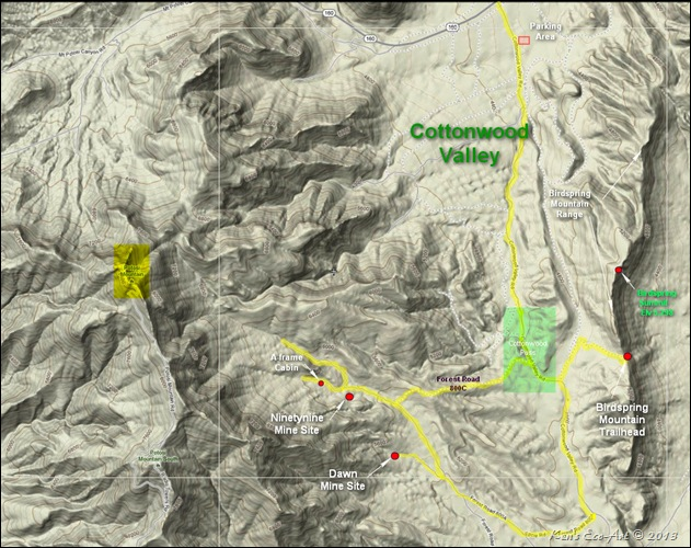 MAP-Terrain-Cottonwood Valley