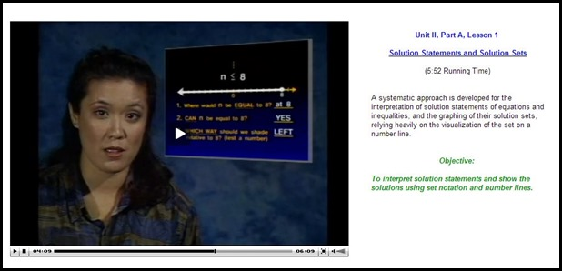 VTA Video Lesson