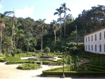 Jardins do Caraça