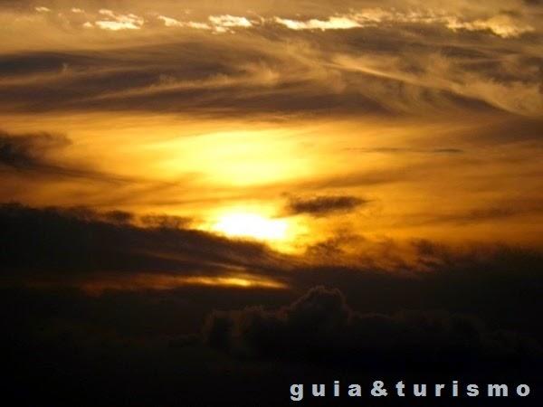 Pôr do sol em Morro de São Paulo