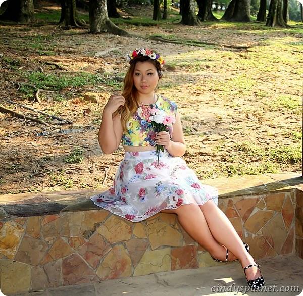 lake garden prewedding photo (8)