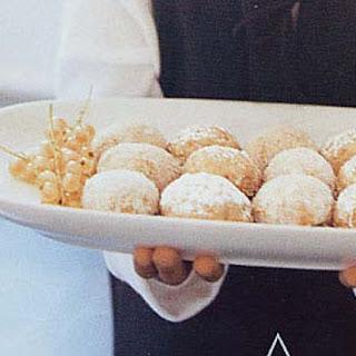 Cardamom-Walnut Cookies