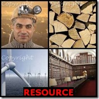 RESOURCE- 4 Pics 1 Word Answers 3 Letters