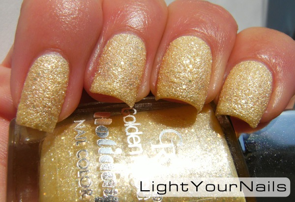 Golden Rose Holiday #74 (sunlight)