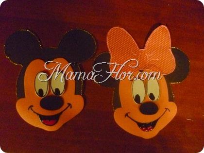 bolsa minnie mickey mouse fiesta infantil cumple 406