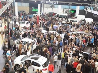 Salon de l'automobile d'Alger, L'affluence était au rendez-vous