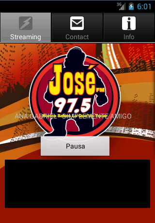 Jose 97.5 - screenshot