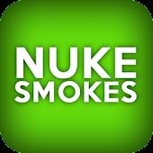 CS:GO smokes (Nuke)