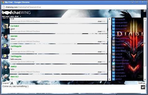 Chatbox - Modified