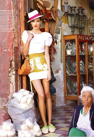 2by Nicole Bentley-fashioneditor Meg Gray- model Alina Balkova-Vogue Australia March 2011-dustjacketattic.blogspot.com