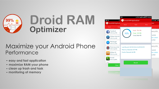 Droid RAM Optimizer