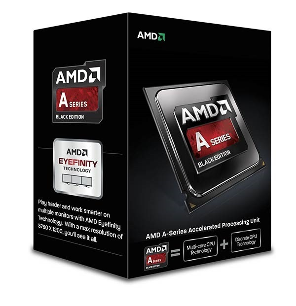 AMD A Series BE Box