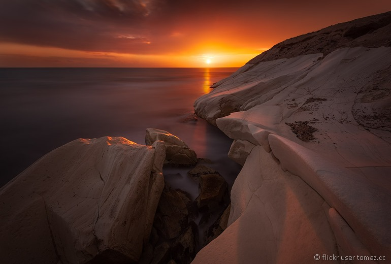 Cyprus beach by flickr user tomaszcc