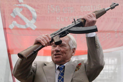 Mikhail-Kalashnikov-inventor-of-the-world-famous-AK-47-assault-rifle